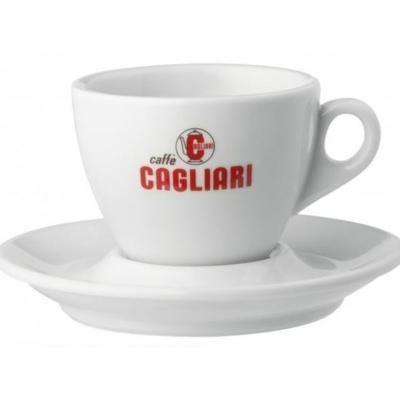 Caffé Cagliari cappuccino csésze